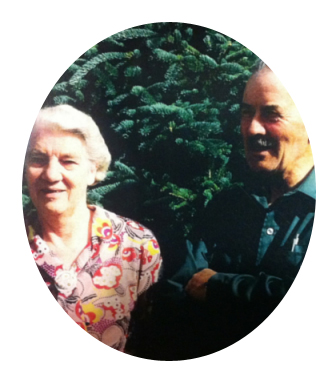 Florence and Jim Florence: b. June 7 1908 in Lille, Alberta d. August 1998 in Blairmore, Alberta Jim: b. Feb 7 1905 in Bienfait, NWT (now Sask) d. Aug 17th 1990 in Blairmore, Alberta m. August 10th 1931 in Medicine Hat, Alberta