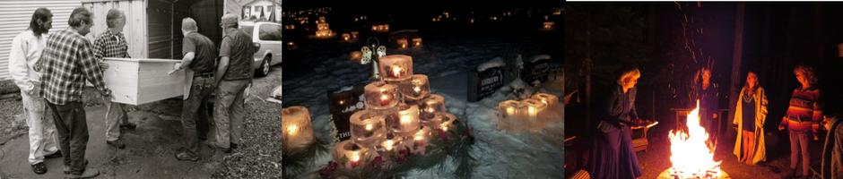 Coffin ritual