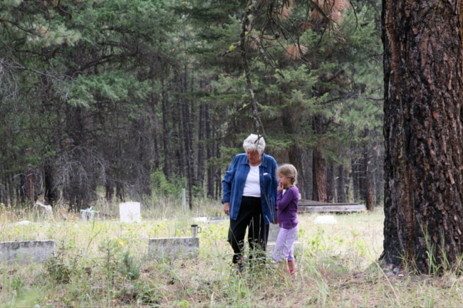 The Blessings of a Family Graveyard