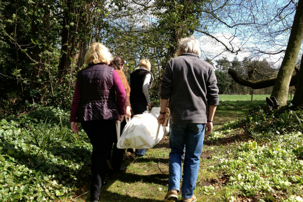 Green Funerals: The Ultimate in Recycling